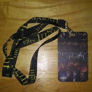Accessories - Rare Twilight Marathon Lanyard💕Last Chance💕